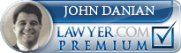 John M. Danian  Lawyer Badge
