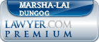Marsha-Lai Ferrer Dungog  Lawyer Badge