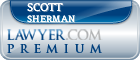 Scott E. Sherman  Lawyer Badge