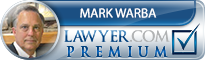 Mark J. Warba  Lawyer Badge