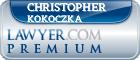 Christopher J. Kokoczka  Lawyer Badge