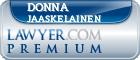 Donna L. Jaaskelainen  Lawyer Badge
