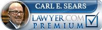 Carl E. Sears  Lawyer Badge