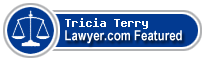 Tricia Stewart Terry  Lawyer Badge