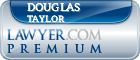 Douglas W. Taylor  Lawyer Badge