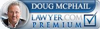 Douglas H. McPhail  Lawyer Badge
