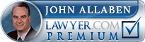 John R. Allaben  Lawyer Badge