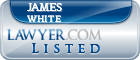 James White Lawyer Badge