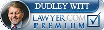 Dudley A. Witt  Lawyer Badge