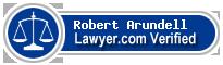 Robert J. Arundell  Lawyer Badge