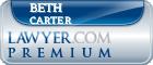 Beth Bizousky Carter  Lawyer Badge