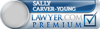 Sally A. Carver-Young  Lawyer Badge