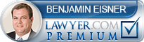 Benjamin Robert Eisner  Lawyer Badge