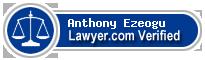 Anthony Chinedum Ezeogu  Lawyer Badge