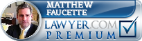 Matthew Charles Faucette  Lawyer Badge