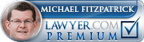 Michael Christopher Fitzpatrick  Lawyer Badge