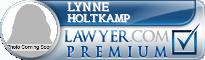 Lynne M. Holtkamp  Lawyer Badge