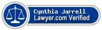 Cynthia R. Jarrell  Lawyer Badge