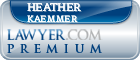 Heather Dolan Kaemmer  Lawyer Badge
