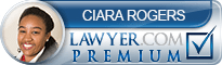 Ciara Louise Rogers  Lawyer Badge