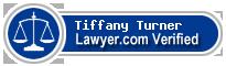 Tiffany Ann Turner  Lawyer Badge