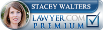 Stacey Riley Walters  Lawyer Badge