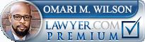 Omari M. Wilson  Lawyer Badge