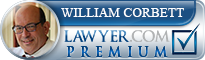 William T. Corbett  Lawyer Badge