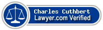 Charles H. Cuthbert  Lawyer Badge