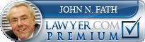 John Nicholas Fath  Lawyer Badge