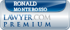 Ronald L. Monterosso  Lawyer Badge