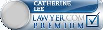 Catherine Ann Lee  Lawyer Badge