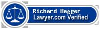 Richard C. Hegger  Lawyer Badge