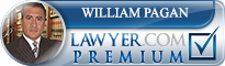 William Pagan  Lawyer Badge