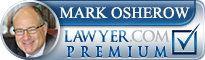 Mark R. Osherow  Lawyer Badge