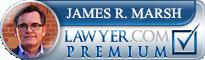 James R. Marsh  Lawyer Badge