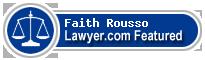 Faith Getz Rousso  Lawyer Badge