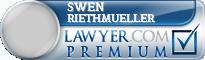 Swen Oliver Riethmueller  Lawyer Badge