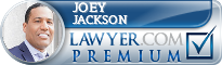 Joey Jackson  Lawyer Badge