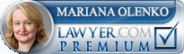 Mariana Olenko  Lawyer Badge