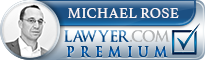 Michael A. Rose  Lawyer Badge