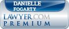 Danielle Dominique Fogarty  Lawyer Badge