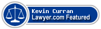 Kevin Michael Curran  Lawyer Badge