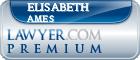 Elisabeth Ames  Lawyer Badge