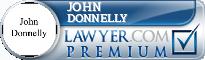 John Earl Donnelly  Lawyer Badge