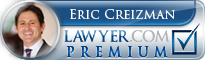 Eric Michael Creizman  Lawyer Badge