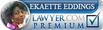 Ekaette Patty-Anne Eddings  Lawyer Badge