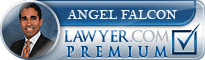 Angel I. Falcon  Lawyer Badge