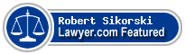 Robert Stephen Sikorski  Lawyer Badge