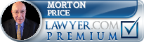 Morton L. Price  Lawyer Badge